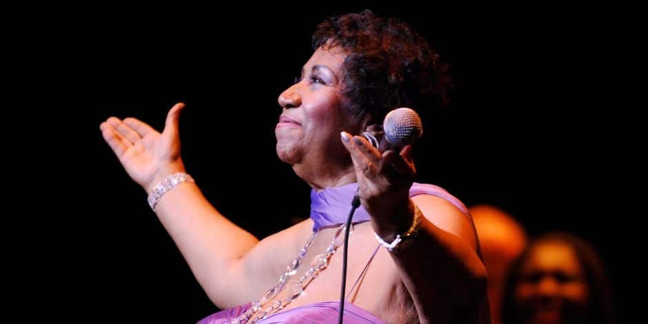 Inquiétude autour de l'état de santé d'Aretha Franklin, qui serait