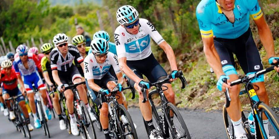 Carapaz s'adjuge la 8e étape en solitaire — Tour d'Italie