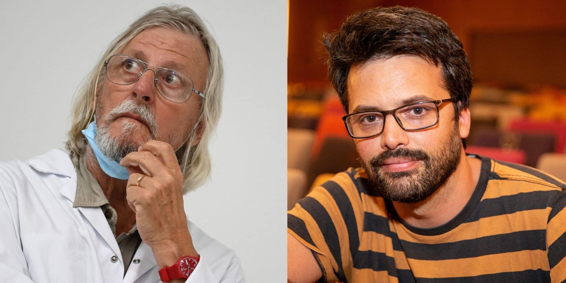 """Emmanuel André s'en prend à Didier Raoult: """"Il est responsable de milliers de décès évitables, y compris en Belgique"""""""