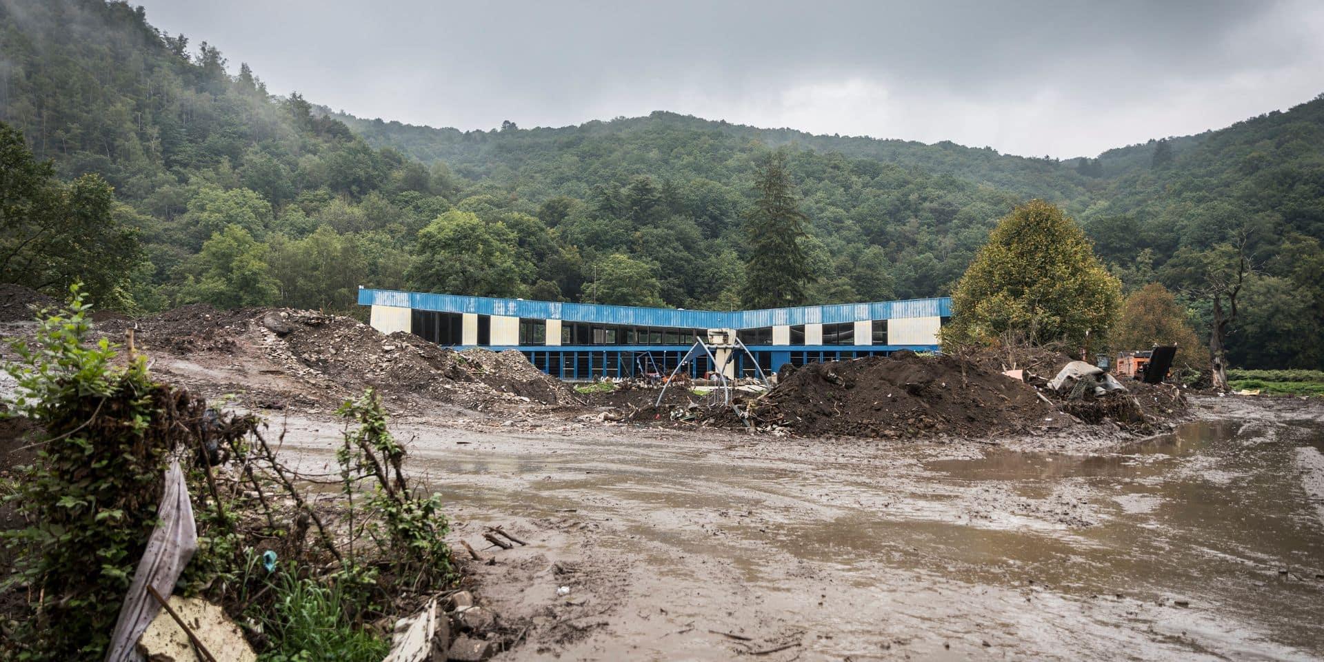 La piscine de Chaudfontaine devrait être sauvée !