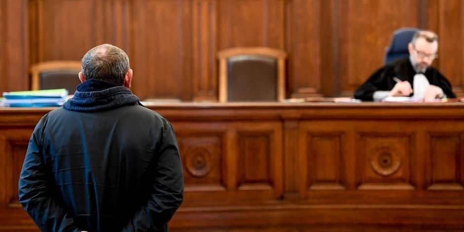 Tribunal Charleroi: dépressif, il tire dans la télévision
