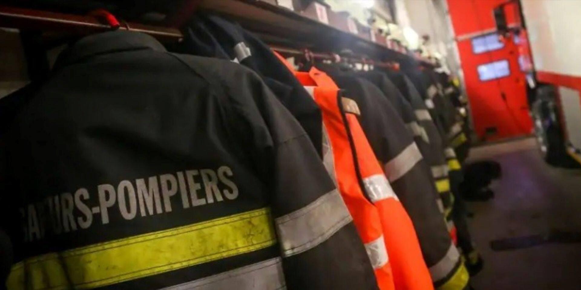 Incendie à Saint-Médard: une dame est décédée dans la maison en feu