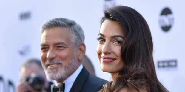 Amal et George Clooney plus glamour que jamais - La DH