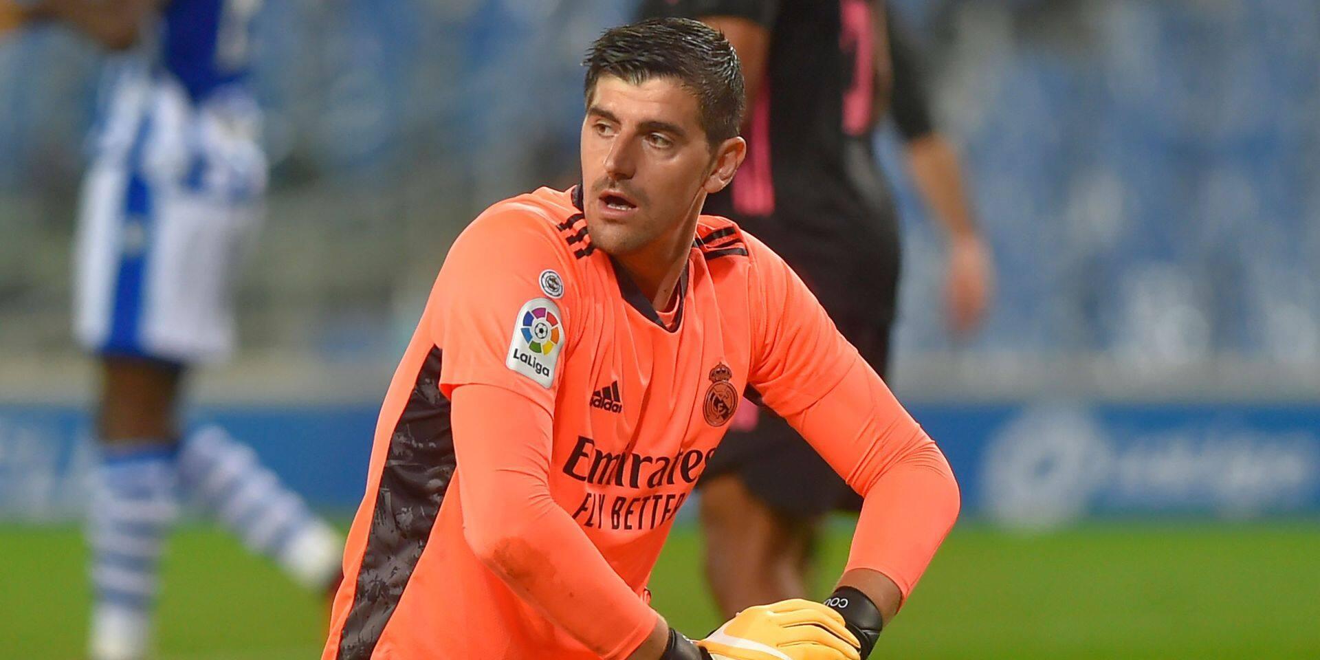 Thibaut Courtois stratosphérique: il a déjà rapporté sept points au Real Madrid !
