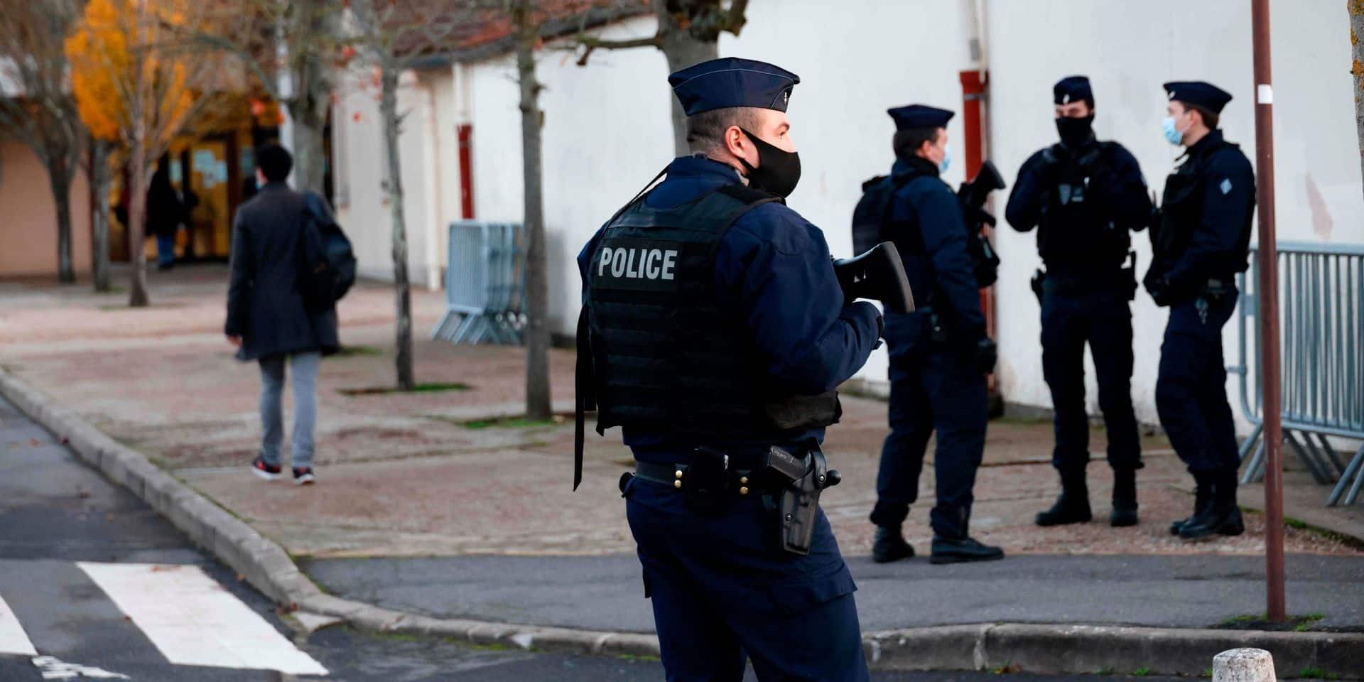 France: la menace terroriste repasse au maxiumum cinq ans après les attentats de Paris