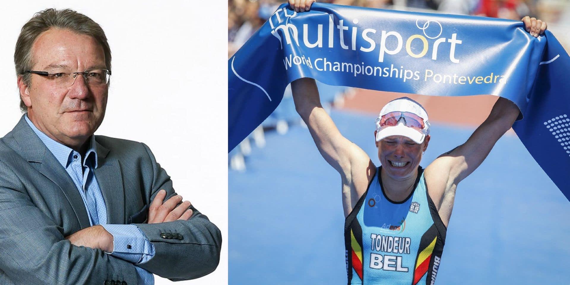 La Chronique de Jean-Marc Ghéraille: La triathlète Alexandra Tondeur a brisé un tabou, la dépression chez les sportifs de haut niveau