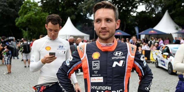 Nicolas Gilsoul parmi les stars du Rally Télévie - La DH