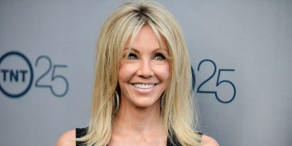 Heather Locklear internée en asile psychiatrique