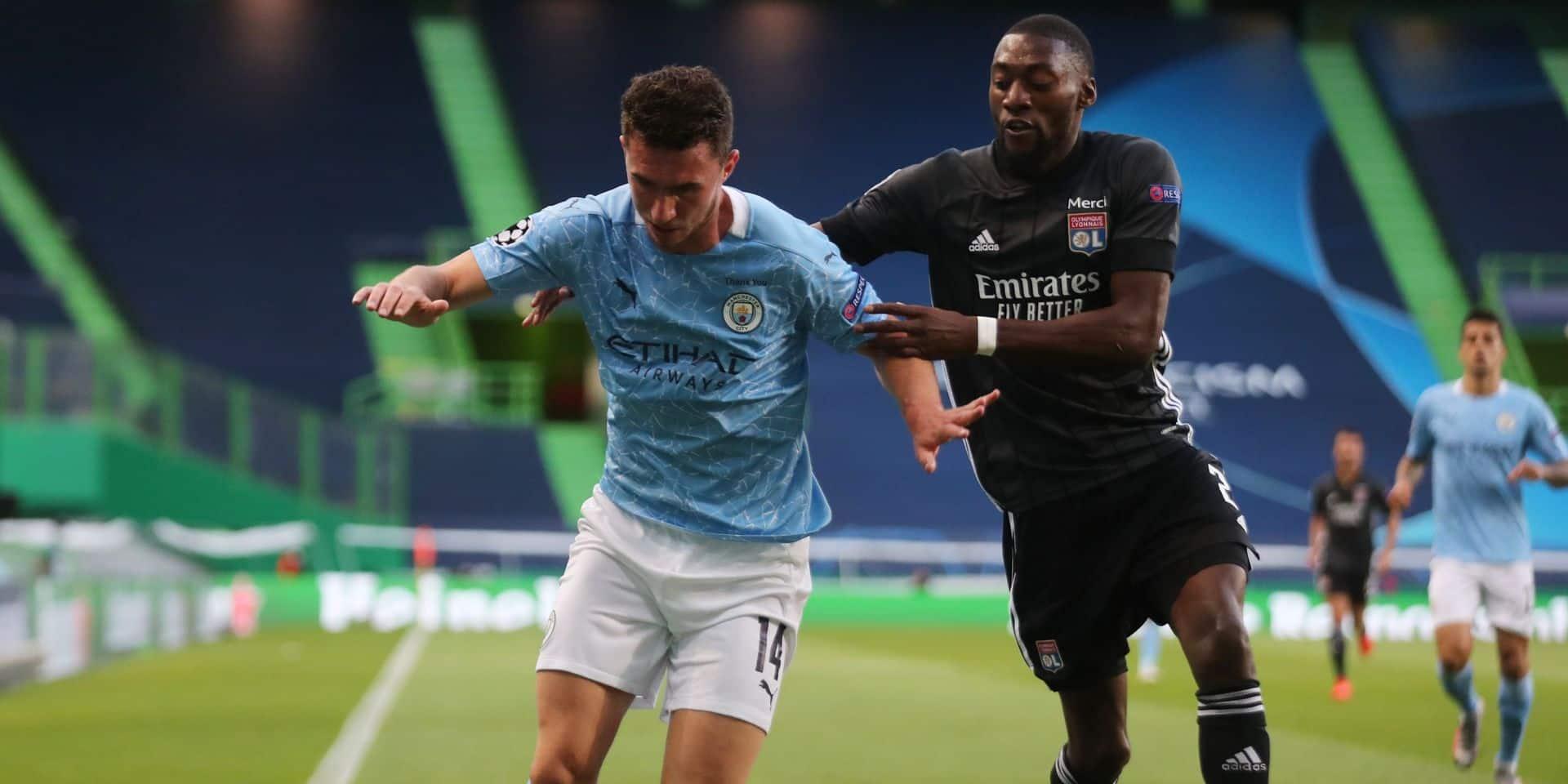Manchester City: Aymeric Laporte et Riyad Mahrez testés positifs au Covid-19