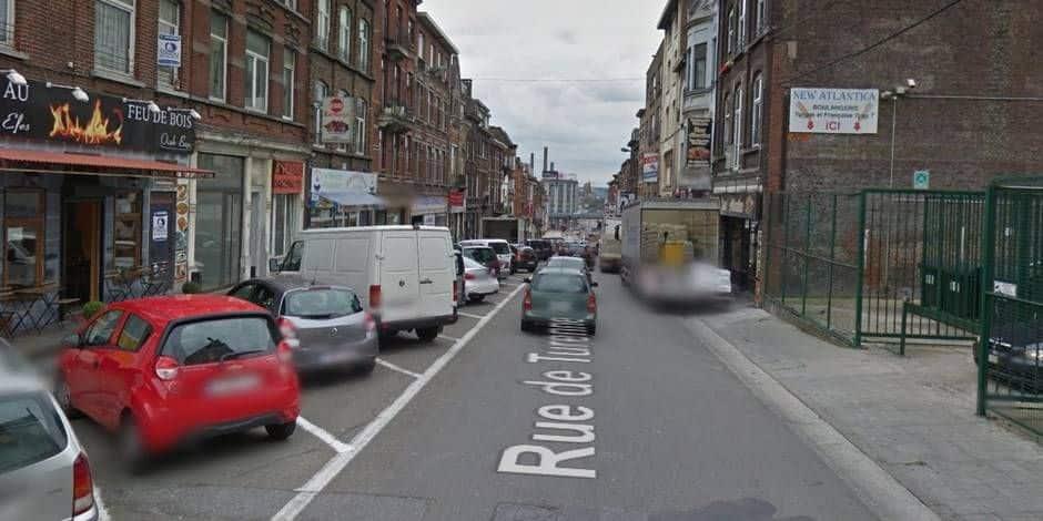 Un homme armé d'une grenade interpellé dimanche à la rue Turenne à Charleroi