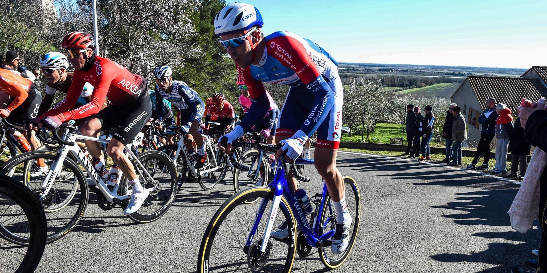 Mesures de confinement différentes entre la Belgique et la France: les coureurs cyclistes sont perdus