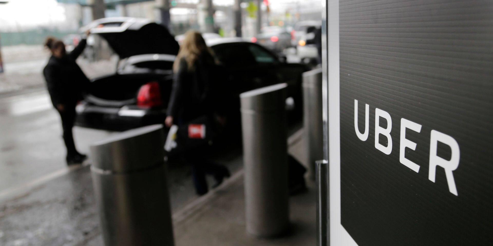 Guerre des taxis à Bruxelles : le procès de la FeBet contre Uber débute ce vendredi
