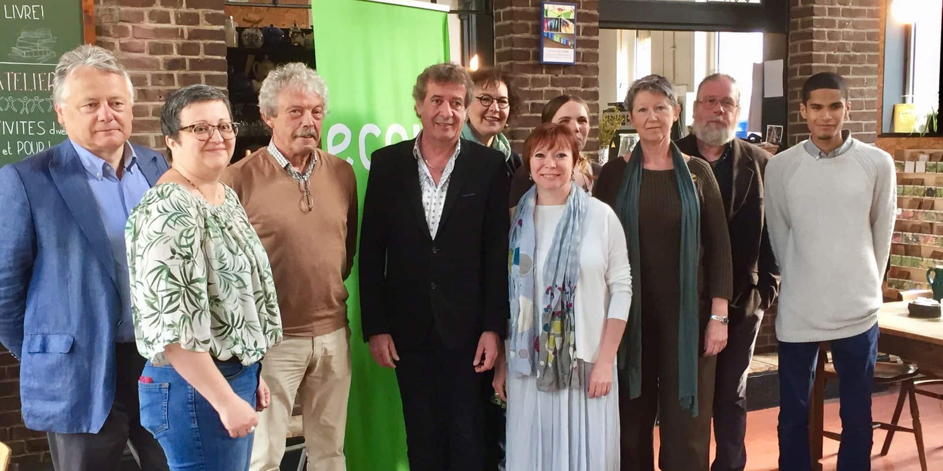 Ecolo Brabant wallon dévoile ses candidats aux provinciales