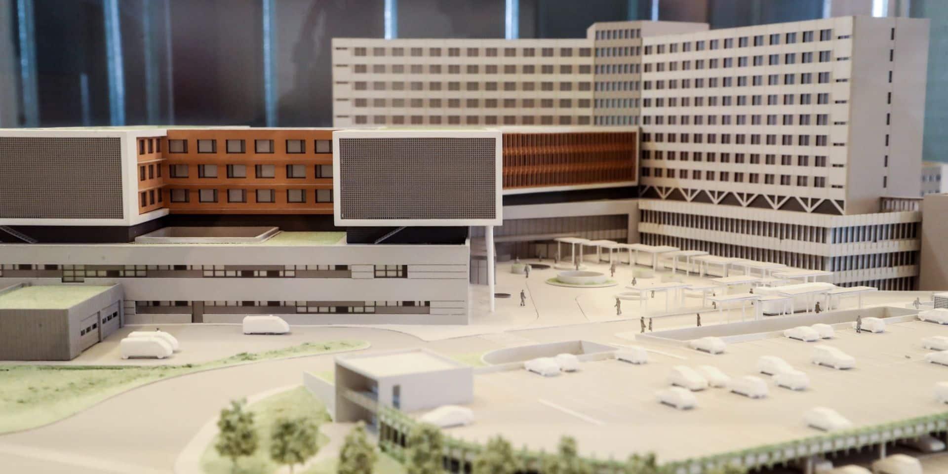 Le CHU Tivoli donne son feu vert au projet du fusion avec le Groupe Jolimont