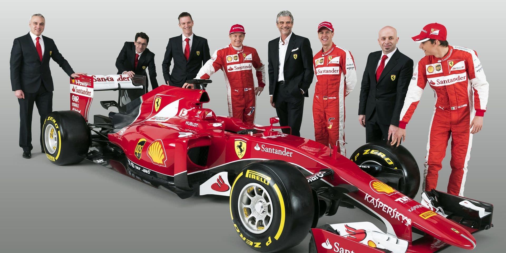 Sauber recrute le designer en chef de Ferrari comme directeur technique