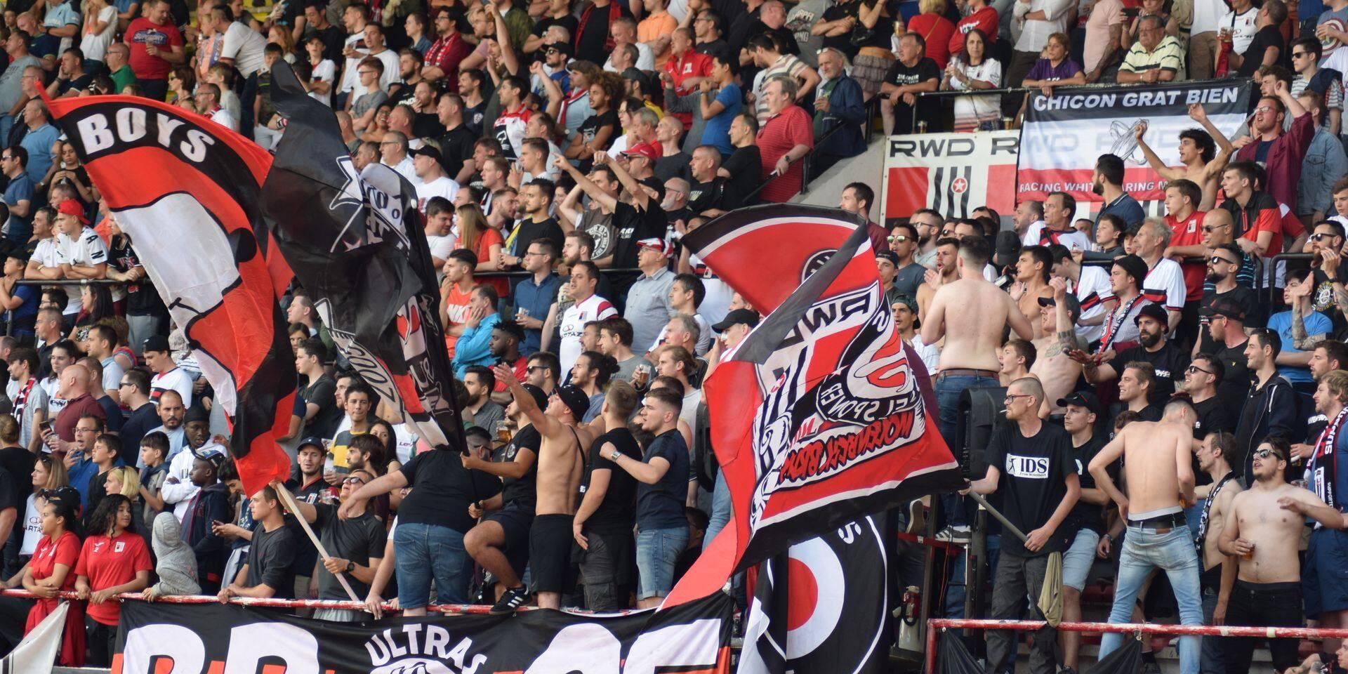Les supporters du RWDM prêts à boycotter le match à Dessel