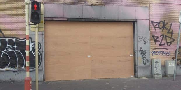 Saint-Gilles: Des sans-abri manifestent pour un meilleur accès au logement - La DH