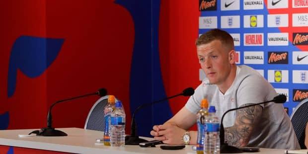 """Angleterre-Belgique est """"le genre de match que l'on veut jouer"""" assure Pickford - La DH"""