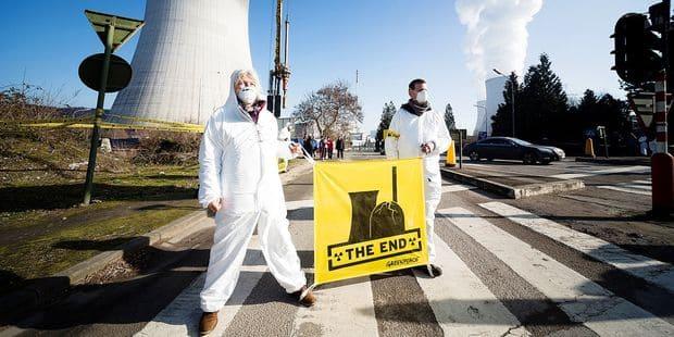 La Ville d'Ottignies-Louvain-la-Neuve se prépare à dire non au nucléaire - La DH