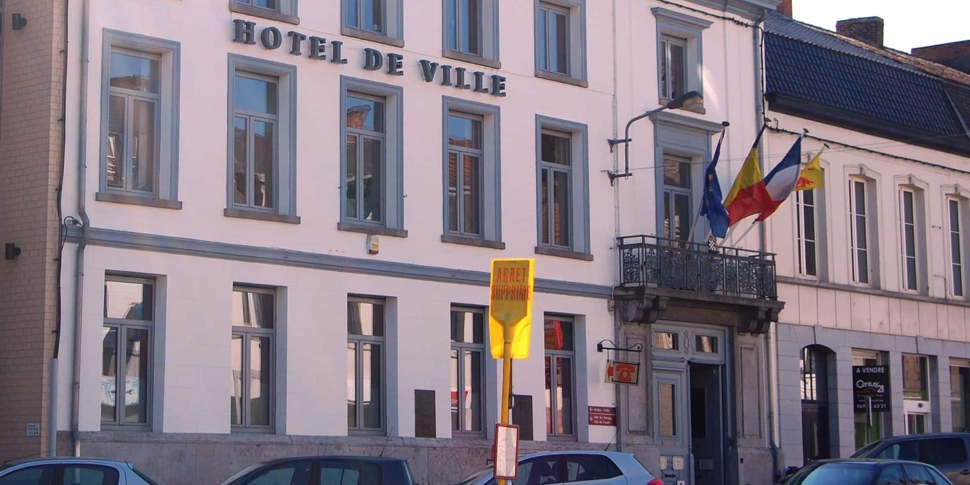 Péruwelz : administration à bureaux fermés mais possibilité de rendez-vous