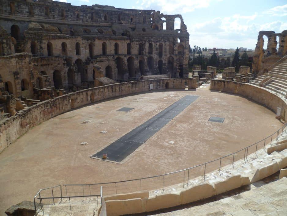 Vieux de près de 1800 ans, il est l'un des édifices romains les mieux conservés et est toujours utilisé aujourd'hui.