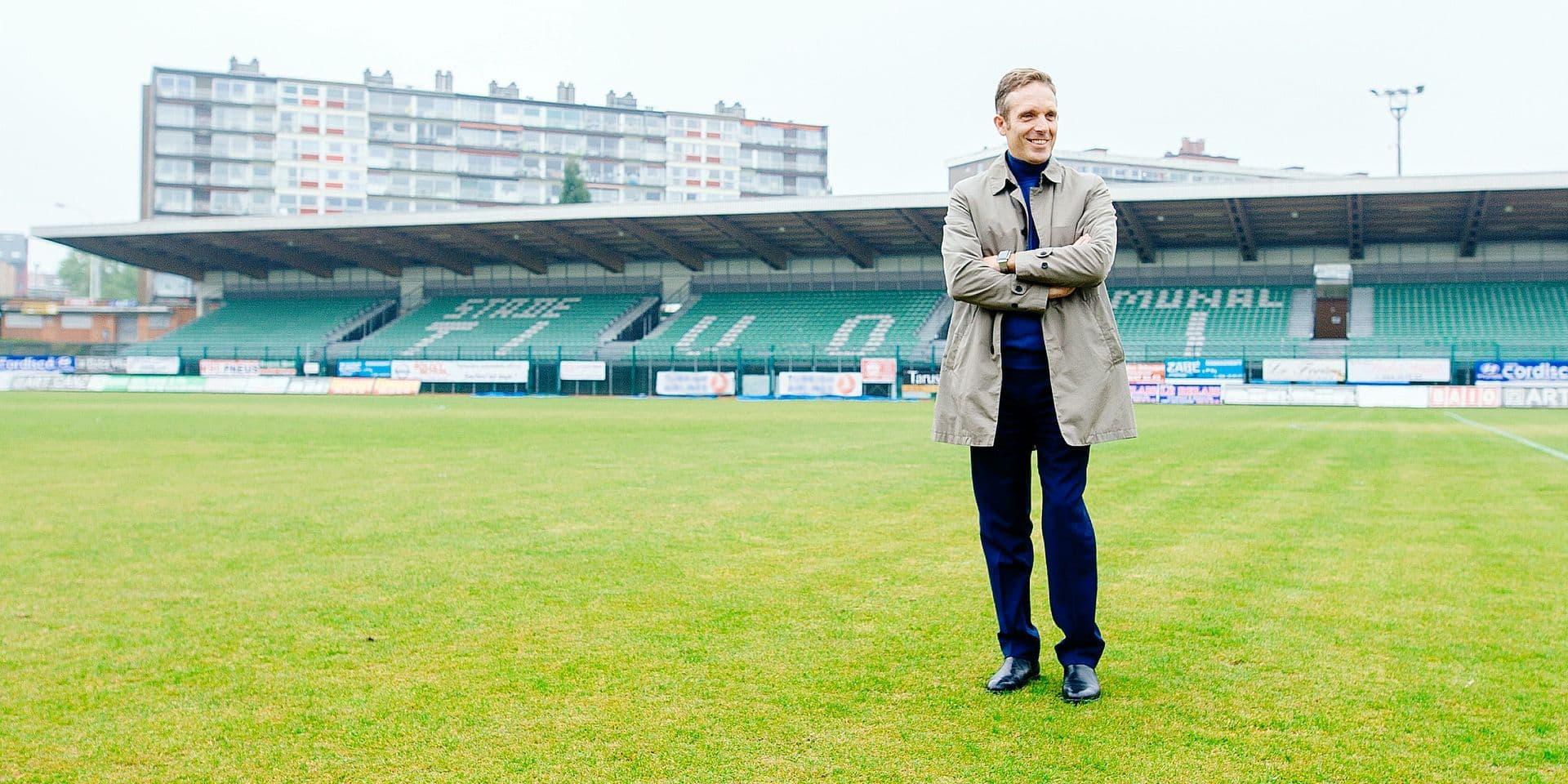 """Salvatore Curaba: """"Le problème, ce n'est pas moi mais l'argent noir dans le football"""""""