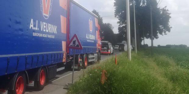 Drame à Casteau : un jeune policier décède à moto - La DH