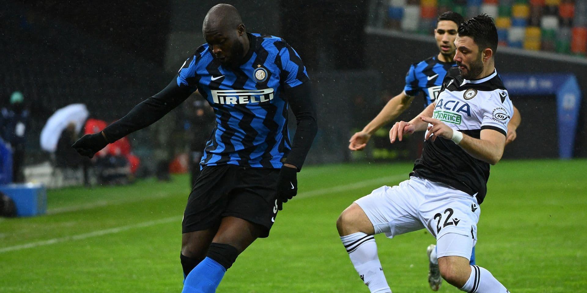 Le nouveau logo de l'Inter Milan a fuité