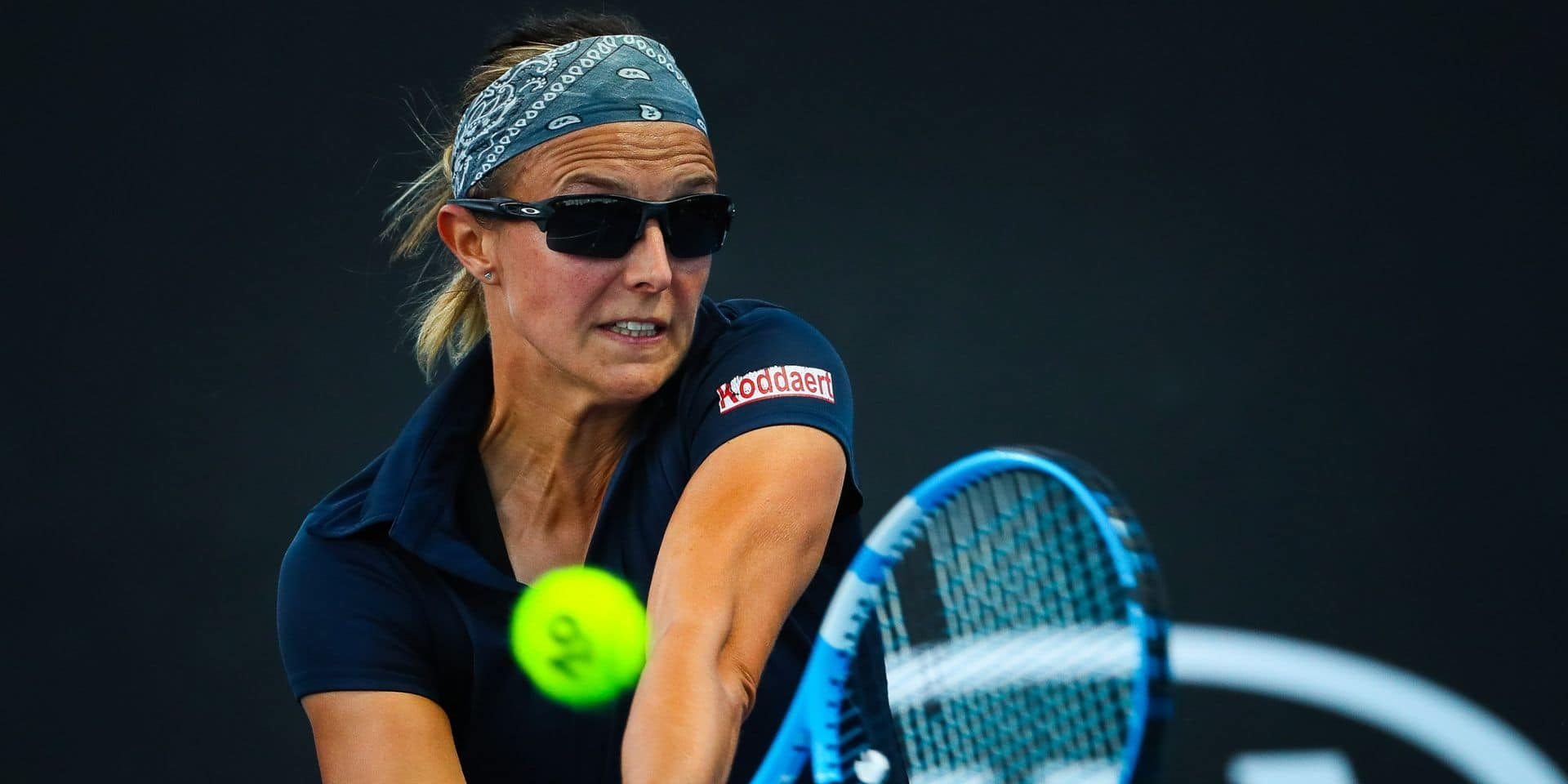 WTA Cincinnati : Flipkens, Minnen et Bonaventure jouent les qualifications ce jeudi