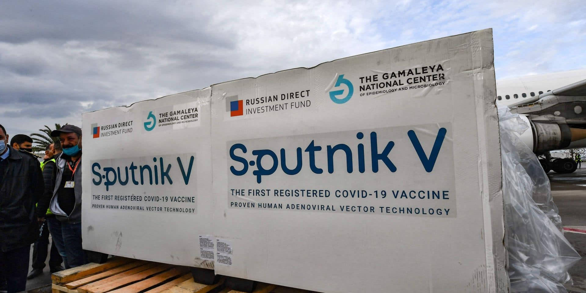 La Russie a des accords de production de Spoutnik V en Europe, notamment en France