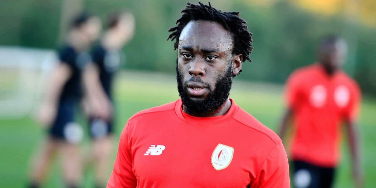 Standard's Reginal Goreux pictured during the first day of the winter training camp of Belgian first division soccer team Standard de Liege, in Marbella, Spain, Thursday 04 January 2018. BELGA PHOTO YORICK JANSENS