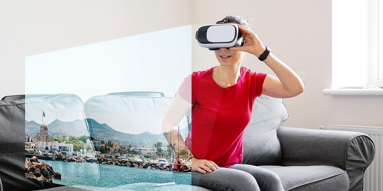 Le Covid dope les voyages en réalité virtuelle