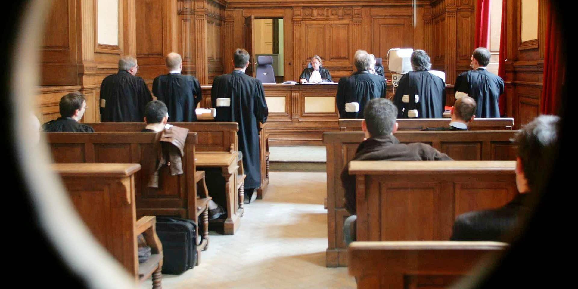 Quatre et cinq ans de prison pour une tentative de meurtre à Mons