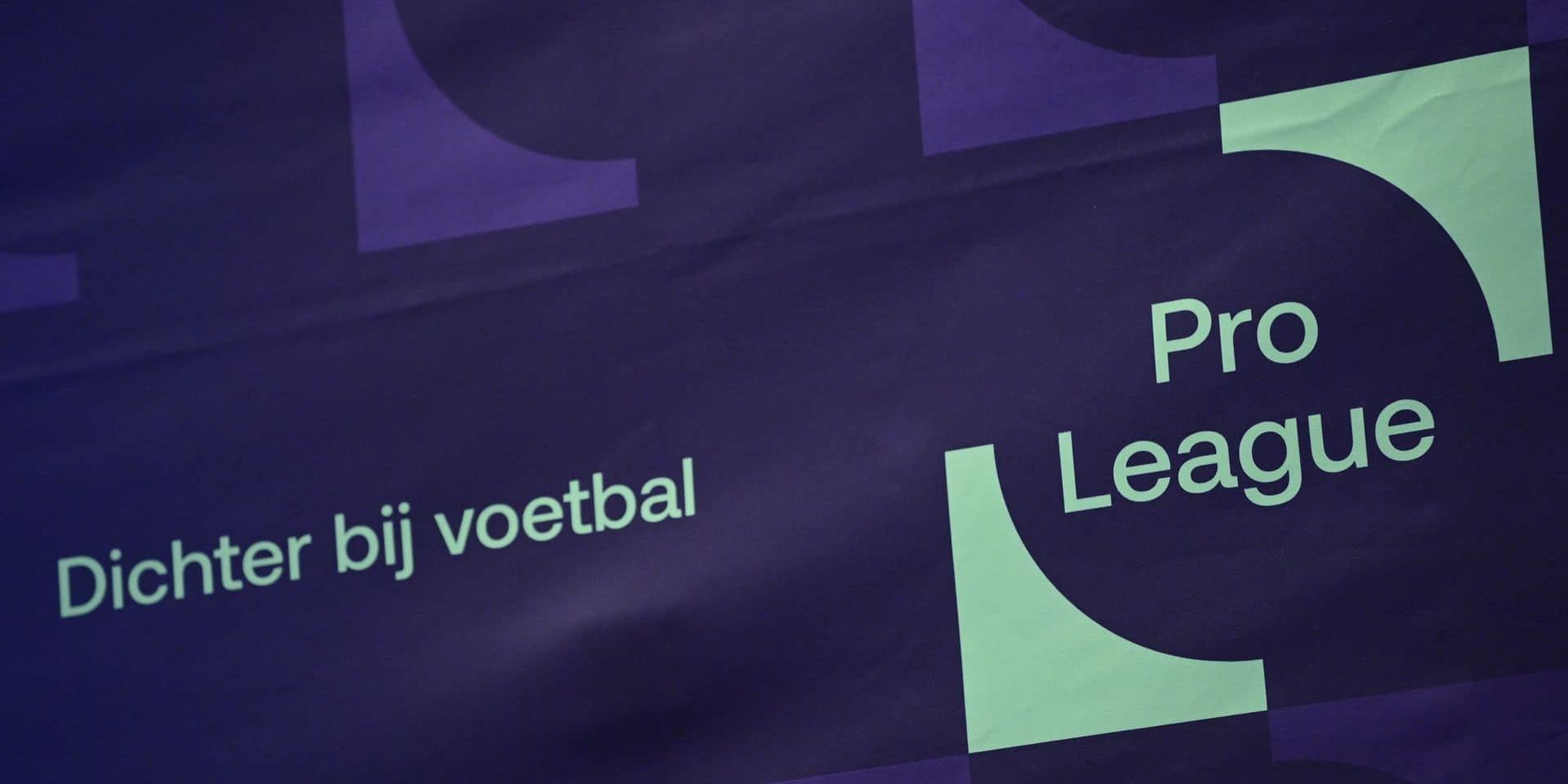"""La Pro League consultera les ministres et les autorités compétentes """"dès que possible"""""""