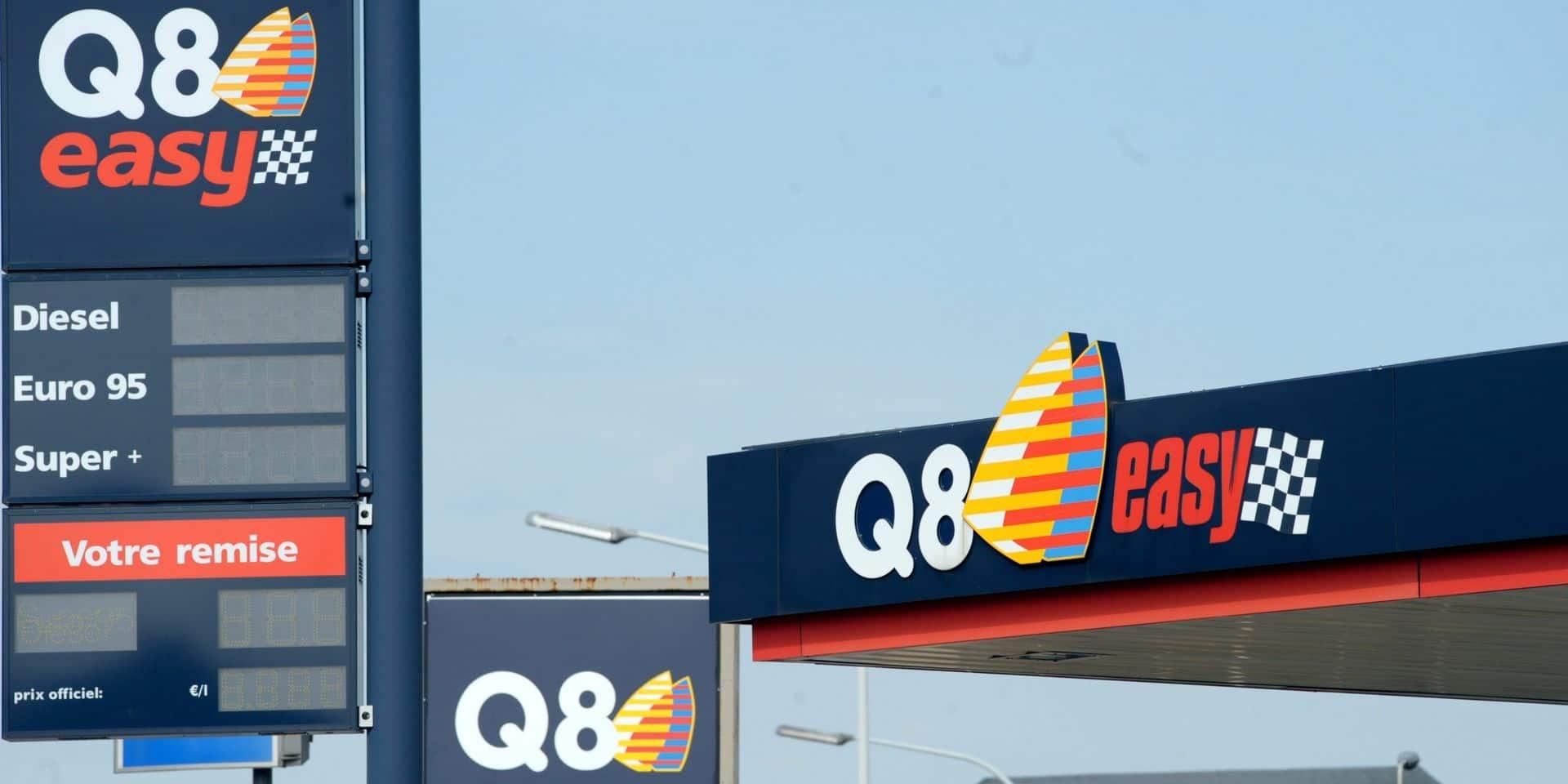 Q8 innove et va proposer dans ses pompes un diesel... renouvelable