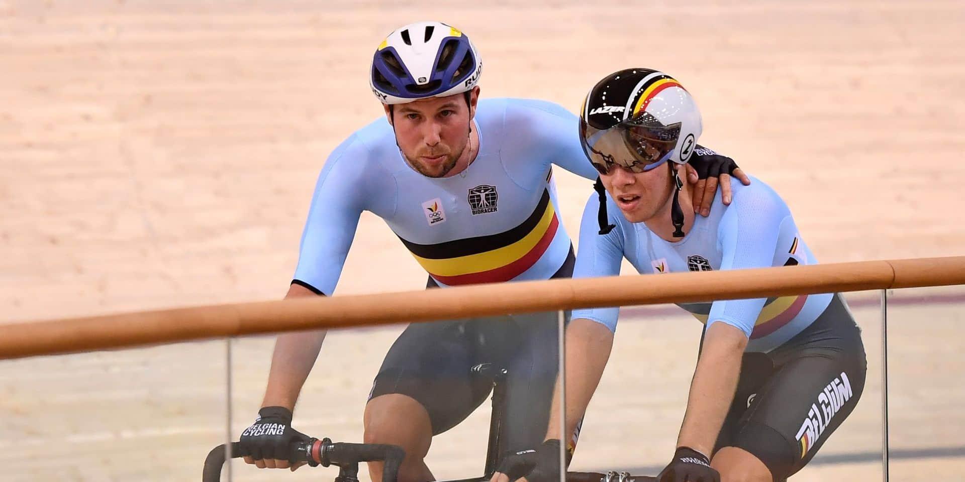 Pas de Belge à l'Euro de cyclisme sur piste