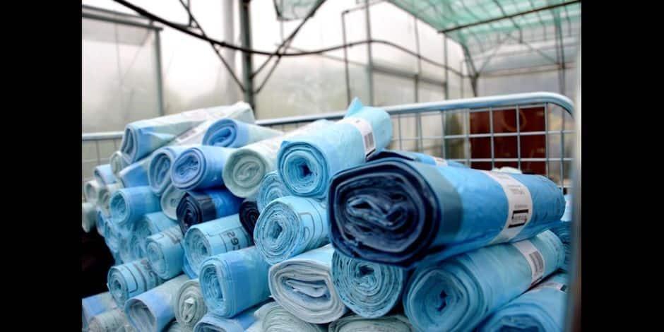 Province de Luxembourg : les emballages PMC collectés à domicile