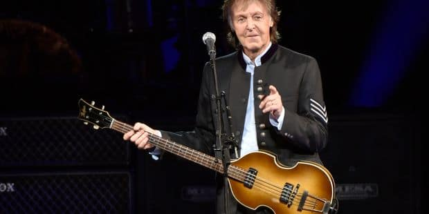 Pour Quincy Jones, Paul McCartney est le pire bassiste du monde - La DH