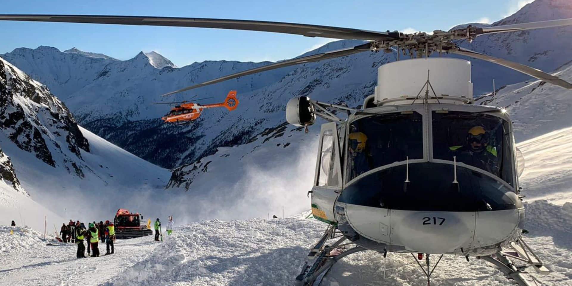 Italie: trois morts dont deux enfants dans une avalanche