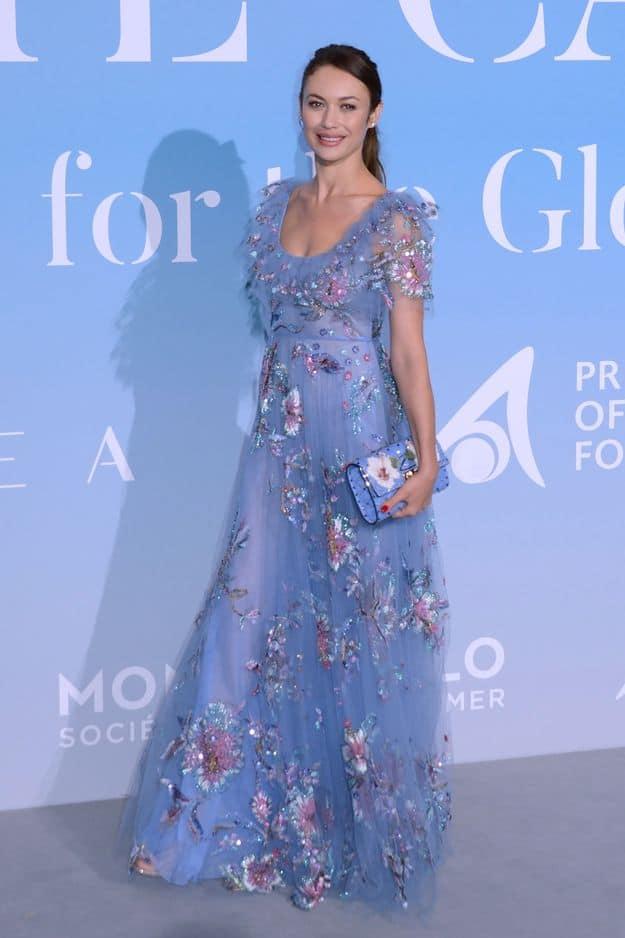 L'actrice franco-ukrainienne Olga Kurylenko