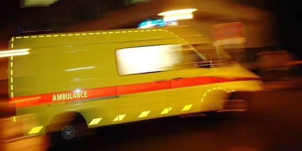 Crash à Franc-Waret: le conducteur est décédé sur place