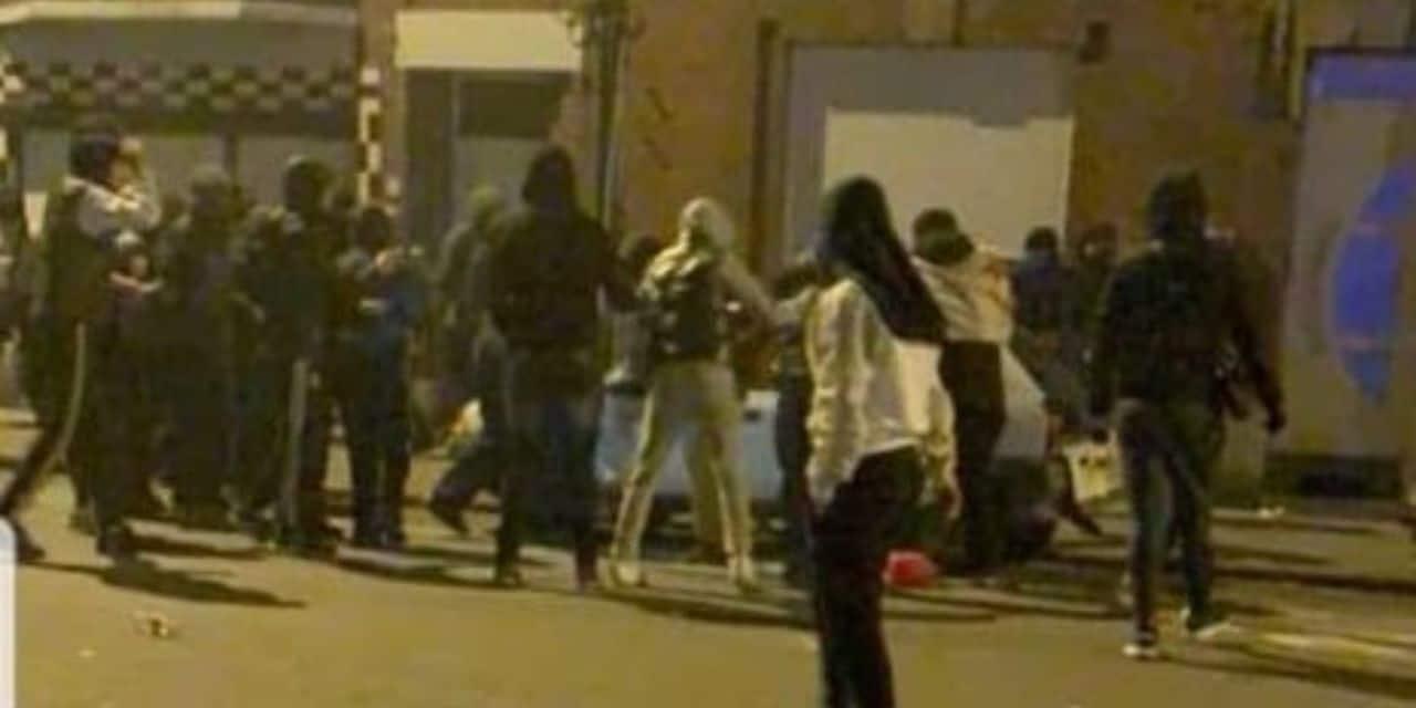 Liège : Une quinzaine d'arrestations à la suite des émeutes de Droixhe !