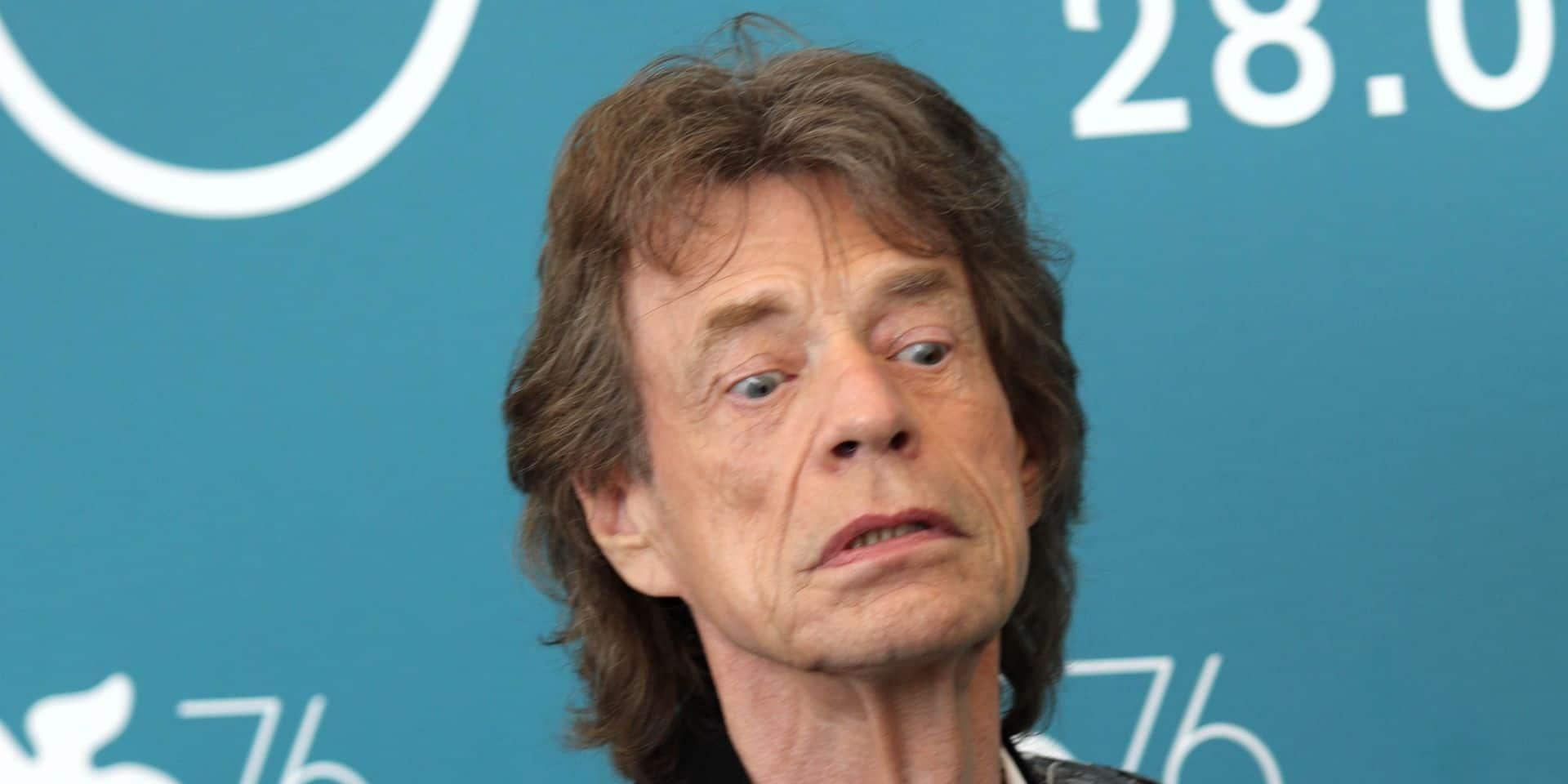 Mick Jagger at 76th Venice Film Festival