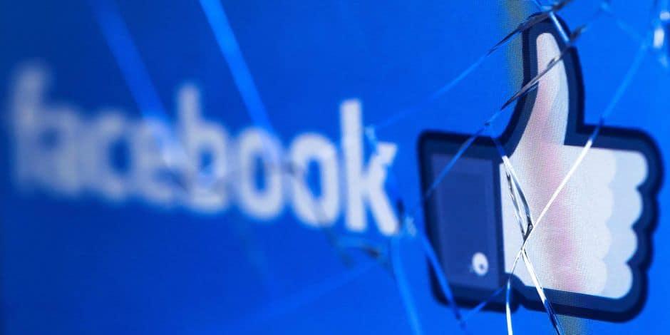 Bug chez Facebook: les posts de 14 millions d'utilisateurs rendus publics