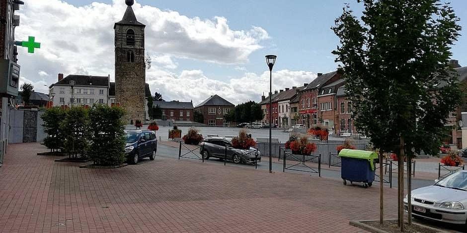 Le conseil communal d'Anderlues et la démission du bourgmestre se feront sans public