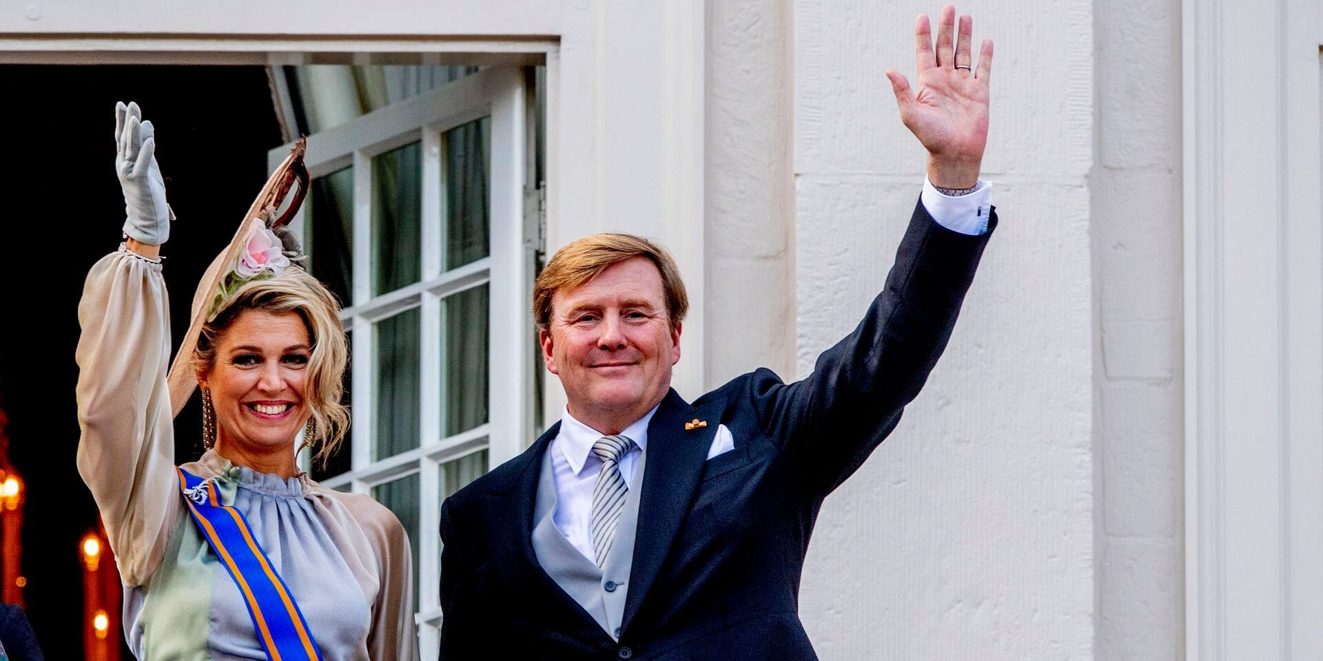 Le roi Willem-Alexander et la reine Maxima ont emménagé dans leur nouvelle demeure