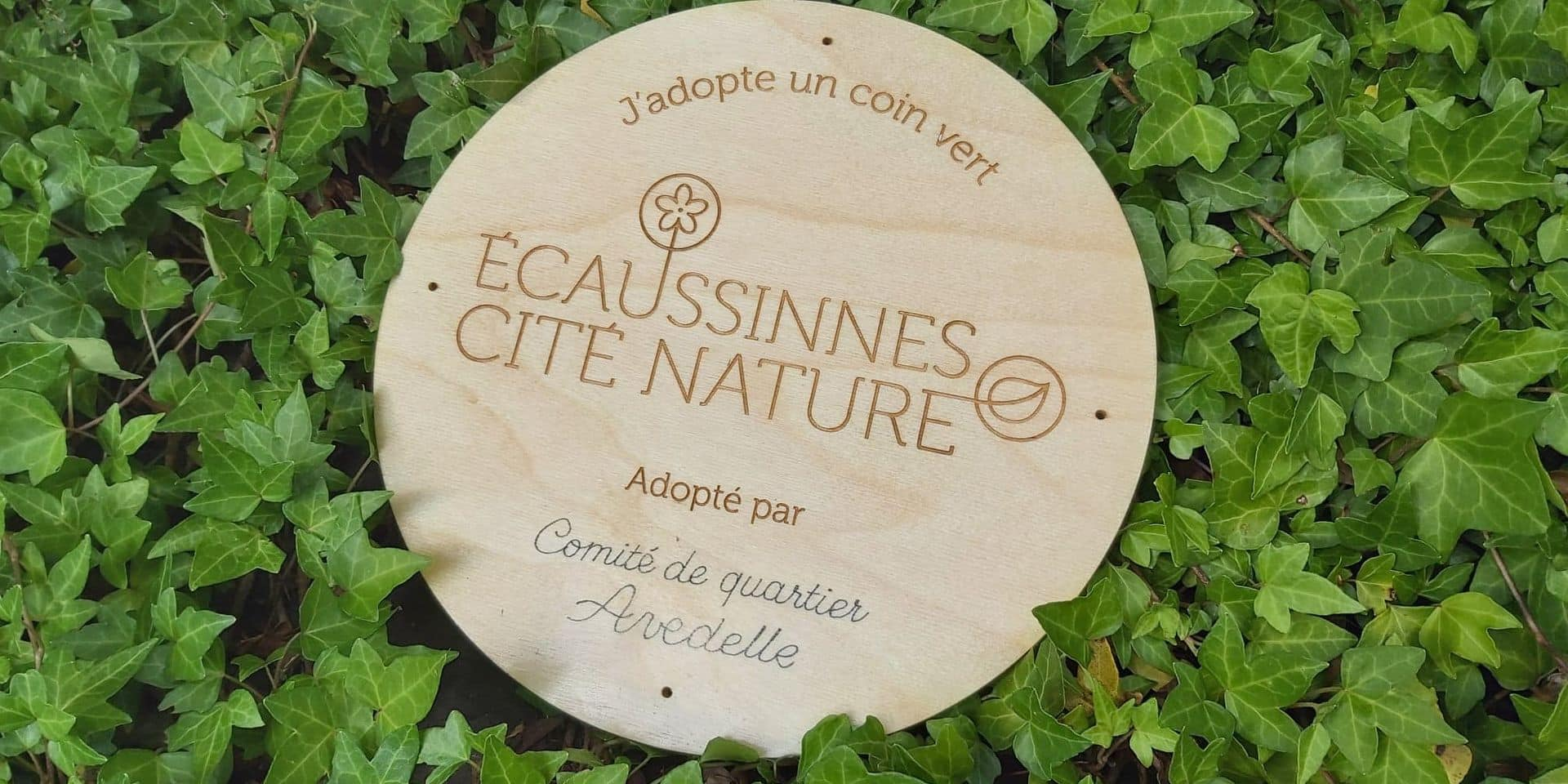 J'aime ma commune / Ecaussinnes : des espaces verts à adopter