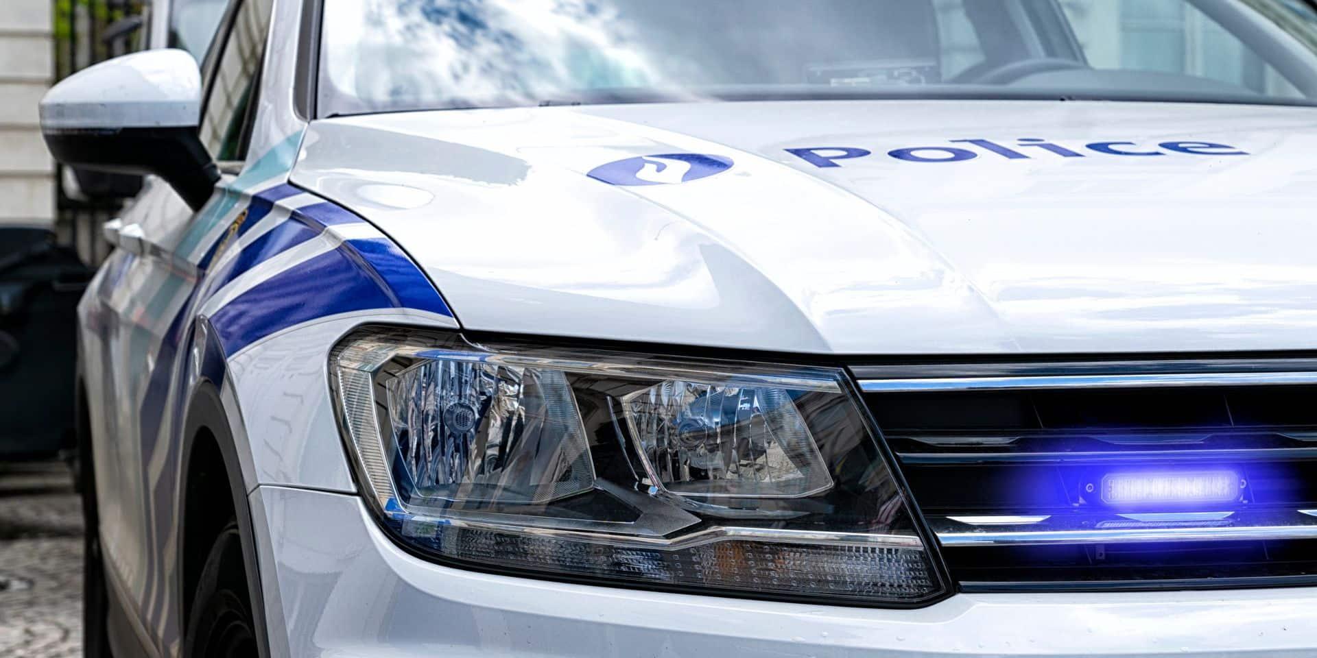 Collision mortelle entre une moto et une camionnette à Ittre ce jeudi soir