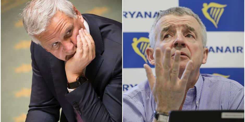 Ryanair: les pilotes allemands veulent également faire grève
