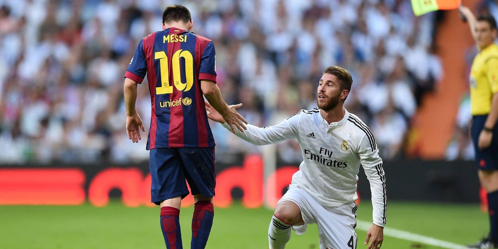 FUSSBALL INTERNATIONAL PRIMERA DIVISION SAISON 2014 2015 9 Spieltag El Clasico Real Madrid FC Bar
